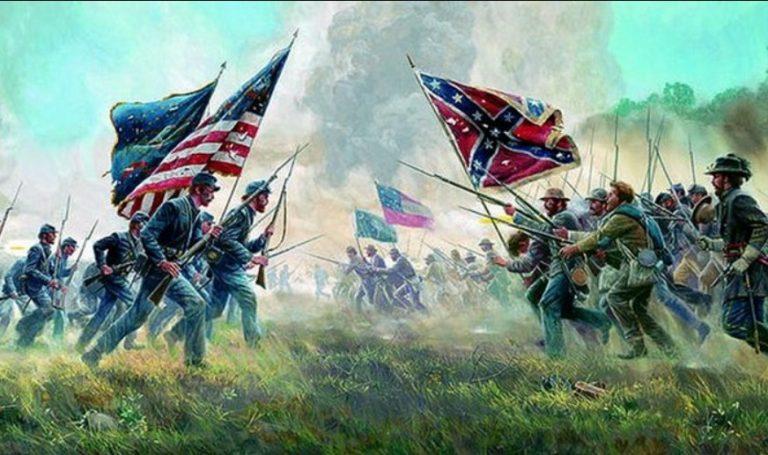 Amerykańska wojna domowa 1860-1865
