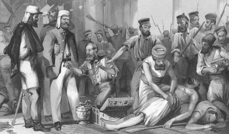 Brytyjczycy w Indiach