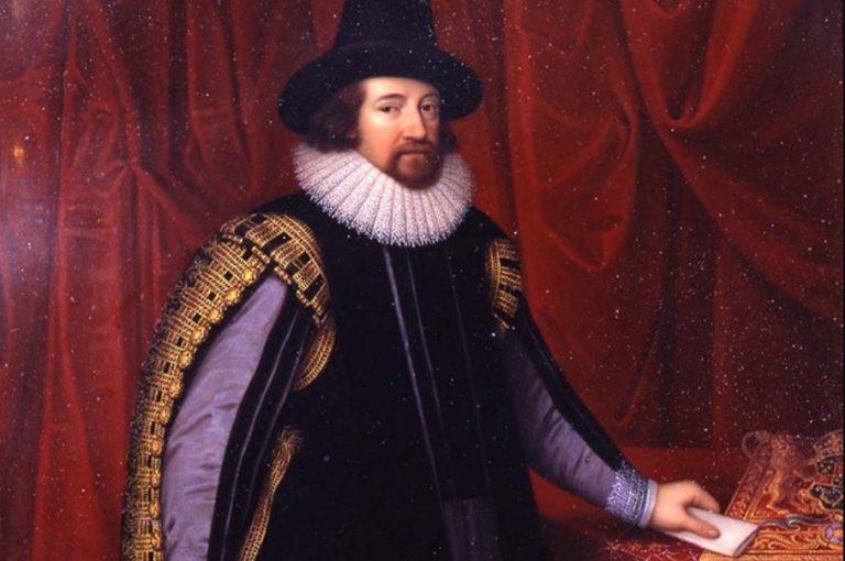 Francis Bacon – biografia, poglądy (1561-1626)