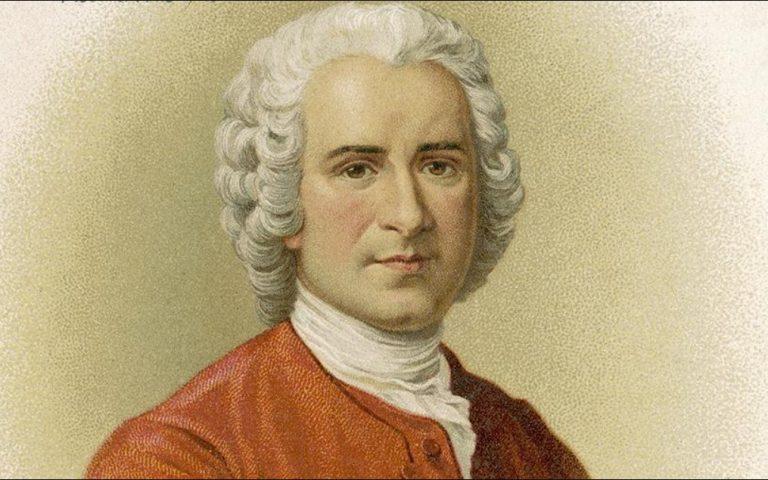 Jean-Jacques Rousseau (1712-1778). Życie i poglądy filozoficzne