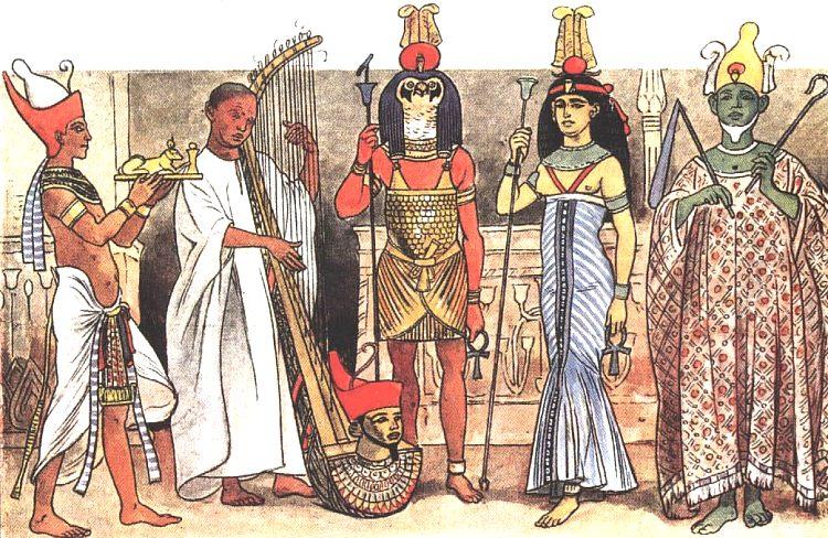 Kultura starożytnego Egiptu