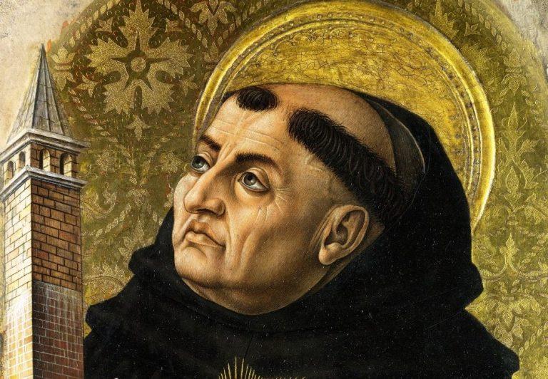 Tomasz z Akwinu (1225-1274)