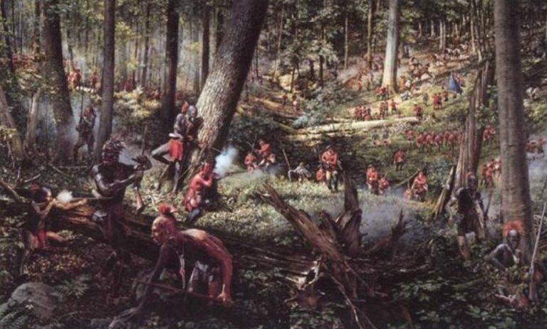 Wojny o panowanie w Ameryce Północnej
