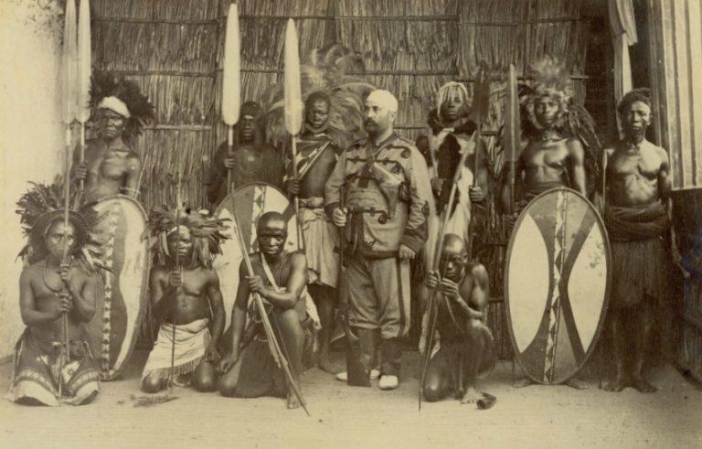 Afryka w 19 wieku. Wyścig o Afrykę