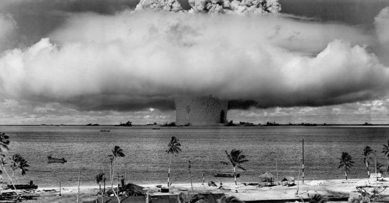 Pojawienie się broni nuklearnej