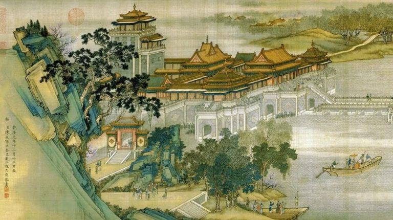 Chińskie imperia Qin i Han