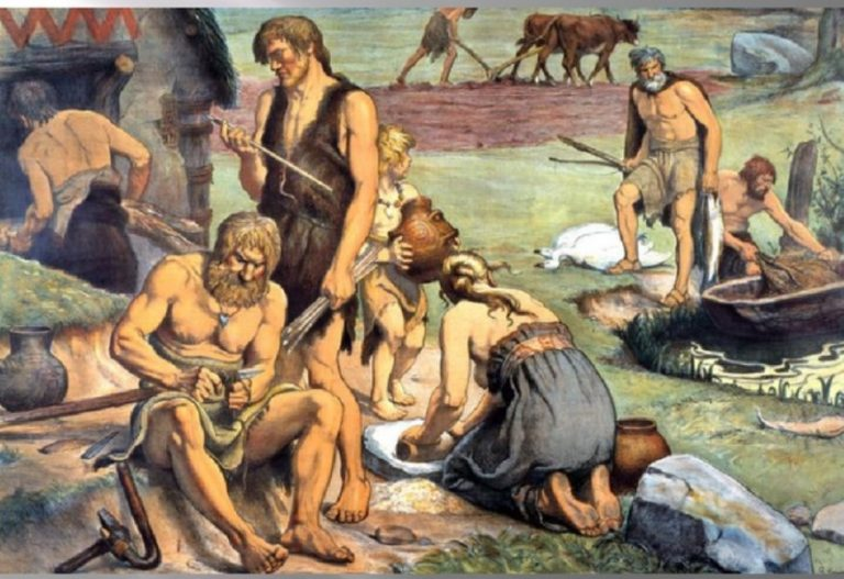 Kultura, religia i światopoglądy ludzi pierwotnych