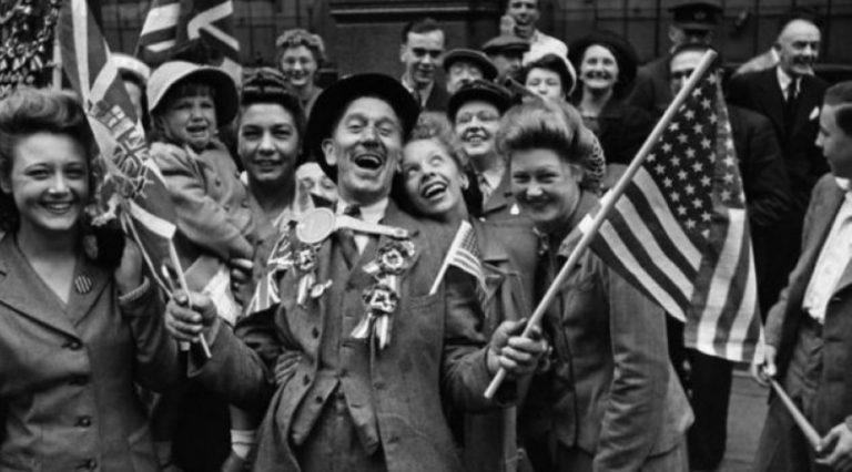 Ameryka po drugiej wojnie światowej