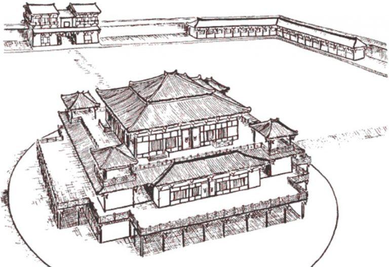 Chang'an (obecnie Xi'an)