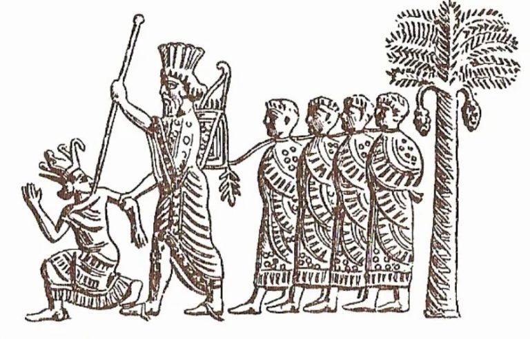 Kambyzes II (ok. 560-522 p.n.e.) – władca perski