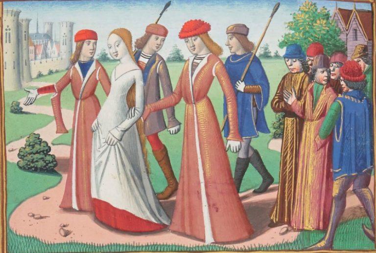 Kultura późnego średniowiecza