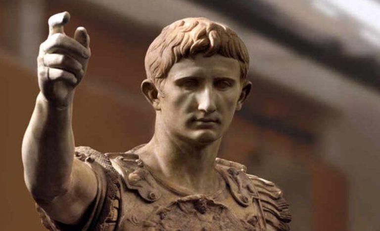 Oktawian August (63 p.n.e. – 14 n.e.) – cesarz rzymski