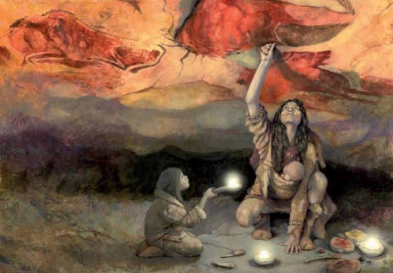 Jaskiniowe malowidła ścienne