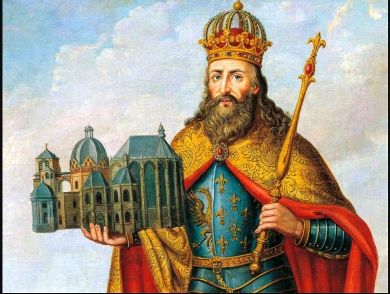 Europa po upadku cesarstwa zachodniorzymskiego. Rola Kościoła