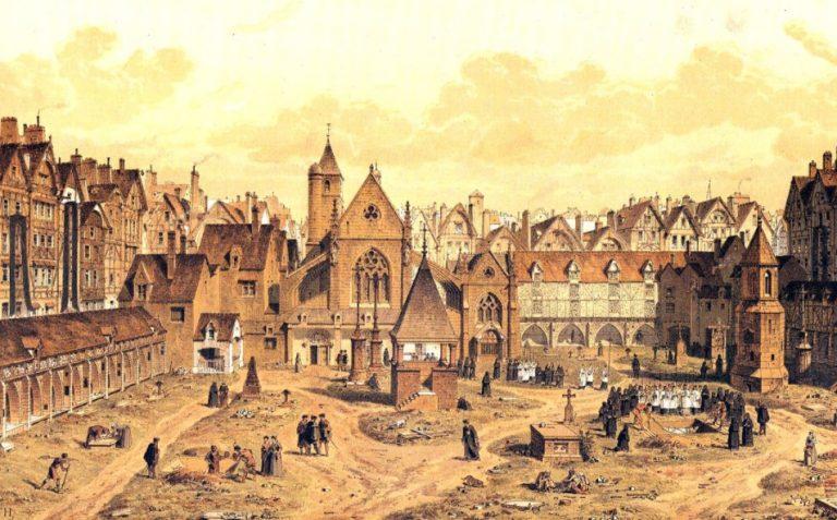 Rozwój europejskich miast w średniowieczu