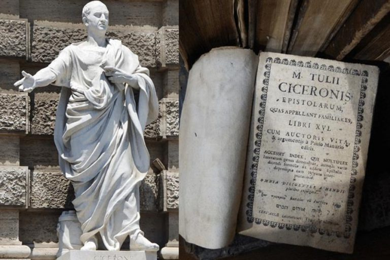 Marek Tulliusz Cyceron (106-43 p.n.e.) – mówca, pisarz, polityk