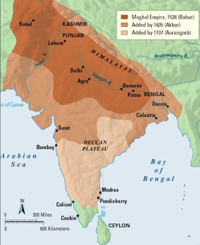 Dynastia Wielkich Mogołów
