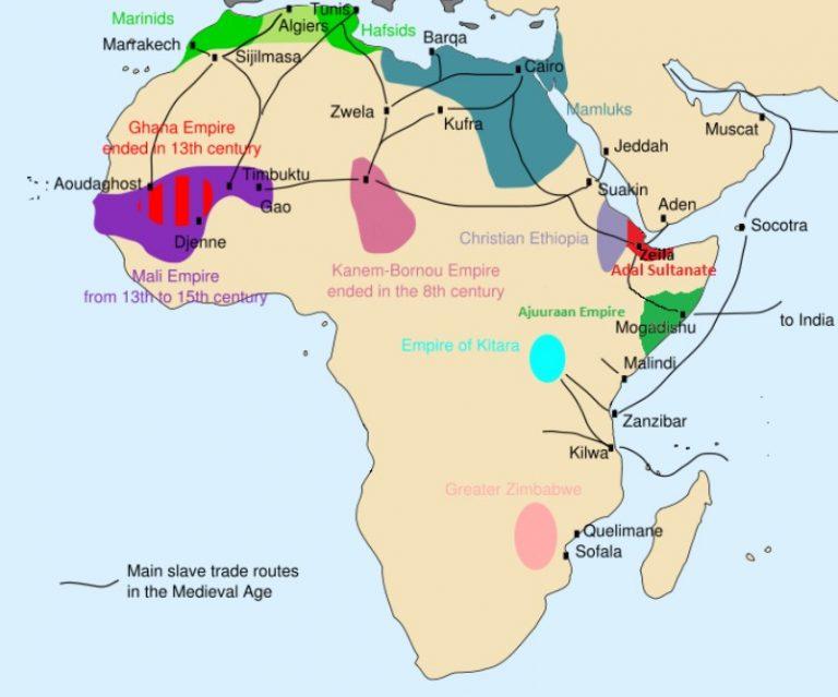 Handel niewolnikami i jego skutki dla państw afrykańskich