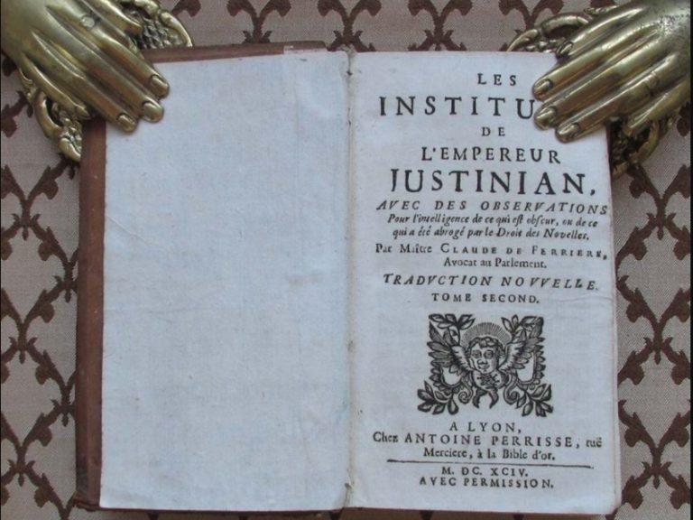 Kodeks Justyniana