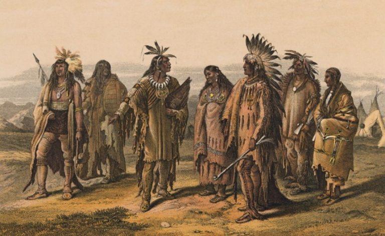 Ludy pierwotne Ameryki Północnej