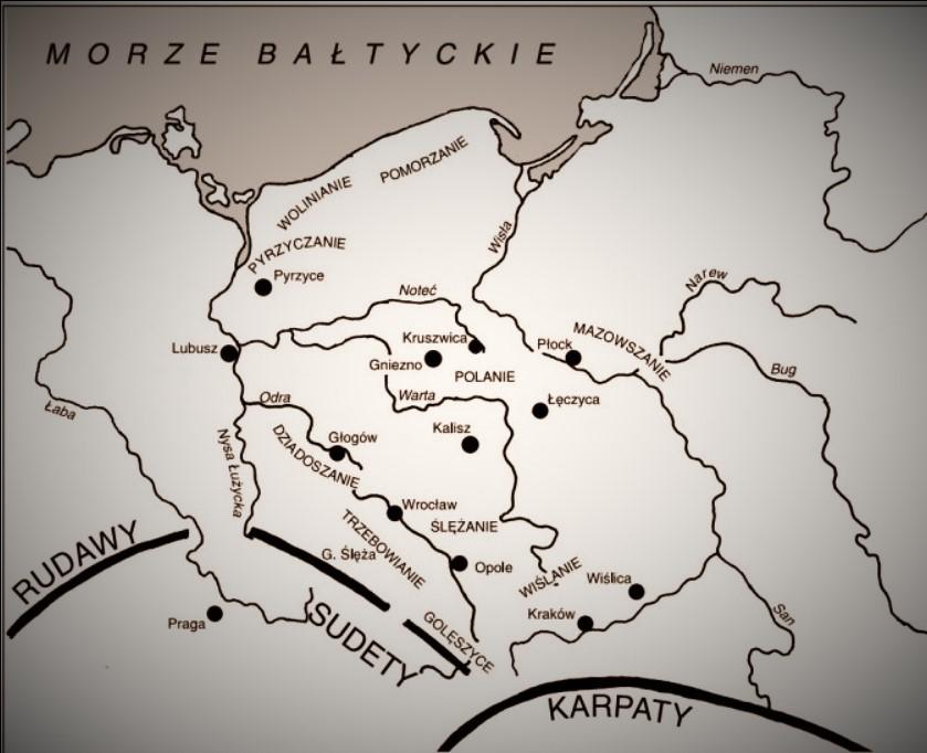 Powstanie państwa polskiego