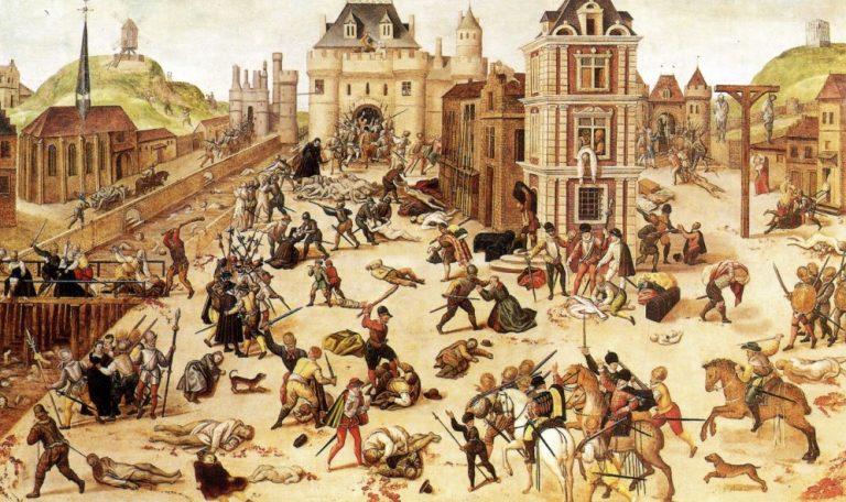 Wojny religijne w XVI w.