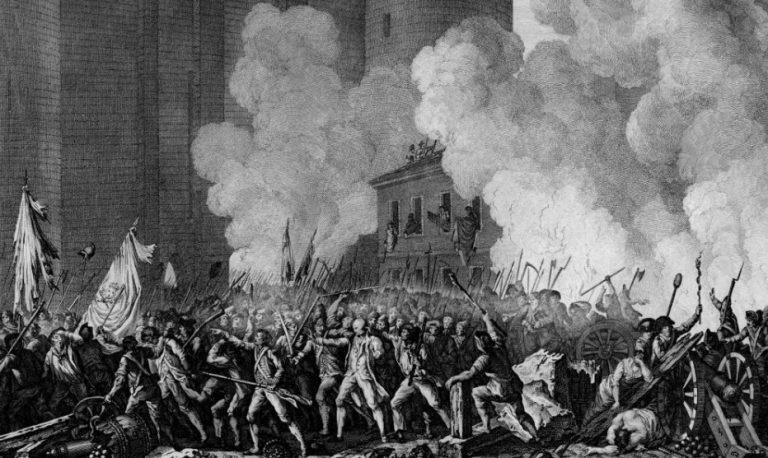 Przyczyny i początek rewolucji francuskiej
