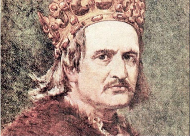 Wojna domowa w Polsce i objęcie tronu przez Jagiełłę