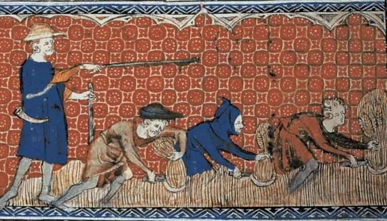 Wielki kryzys feudalizmu w Europie Zachodniej XIV w.
