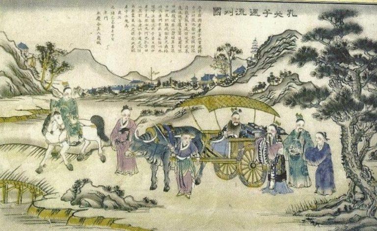 Konfucjanizm jako ideologia państwowa