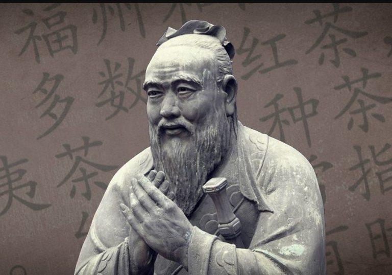 Konfucjusz (551-479 p.n.e.) – chiński filozof
