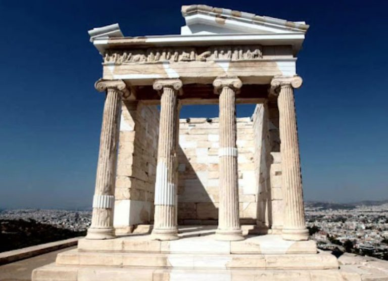 Grecka sztuka i architektura klasyczna