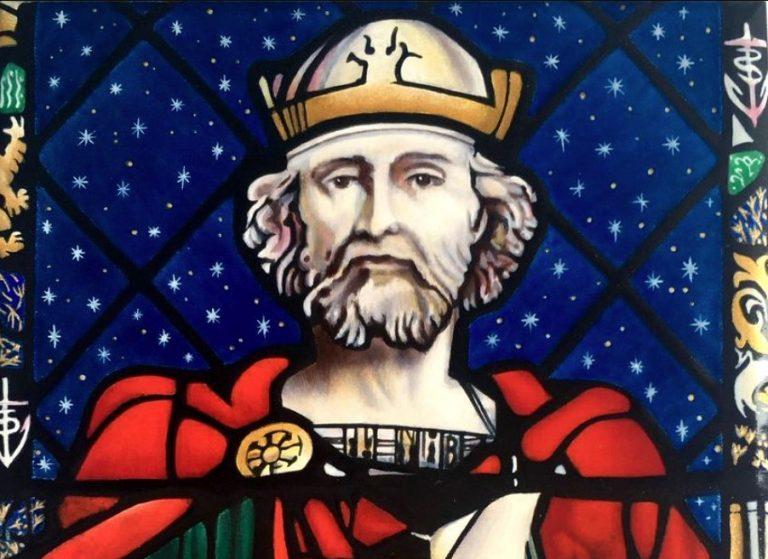 Alfred Wielki (849-899), król Anglii