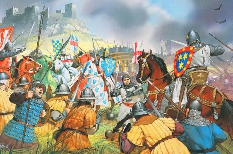 Krucjatą przeciw albigensom (Wojny albigeńskie)